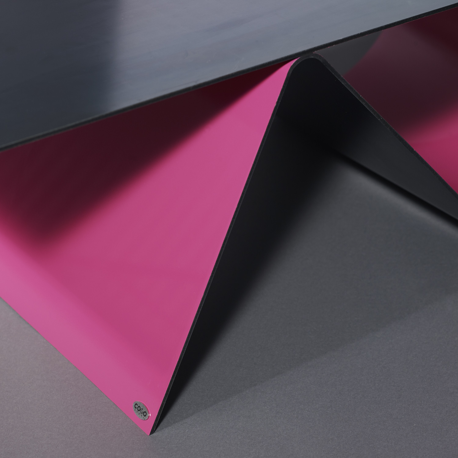 Table acier cocosteel design